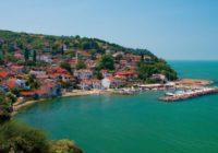 Mudanya'nın şirin beldesi TRİLYE